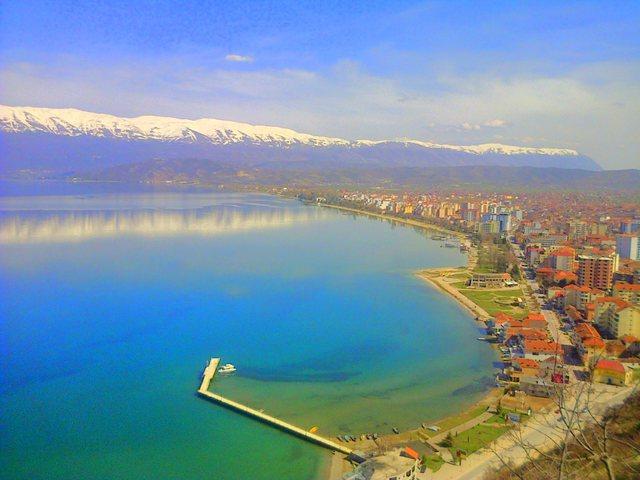 """""""Sinjal për Shqipërinë"""", liqeni i Ohrit rrezikon"""