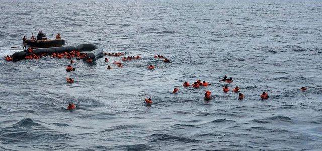 Mbyten 57 emigrantë në Mesdhe, mes viktimave dhe dy fëmijë