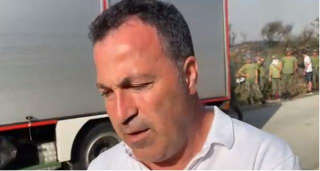 Viktima e parë nga zjarret, Peleshi në Gjirokastër: Banorët