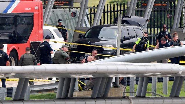 Sulmi me armë afër Pentagonit, vritet një polic