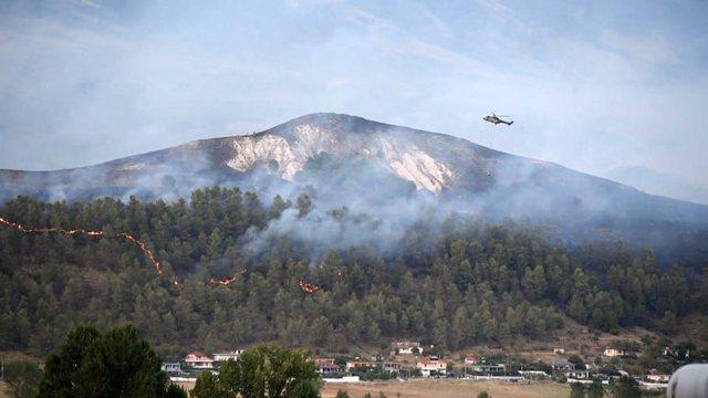 Riaktivizohet vatra e zjarrit në zonën 'Arshi Lengo'
