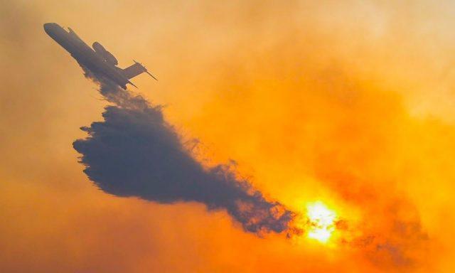 I kushtoi 3.8 mln euro, Greqia merr me qira super-avionin rus për zjarret,
