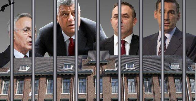 Të akuzuar për krime kundër njerëzimit, Thaçi,