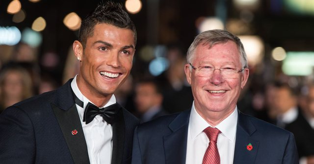 Flet për herë të parë Sir Alex: Ja si e binda Ronaldon