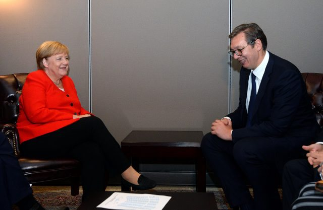 Vuçiç flet një ditë pas vizitës së Merkel: