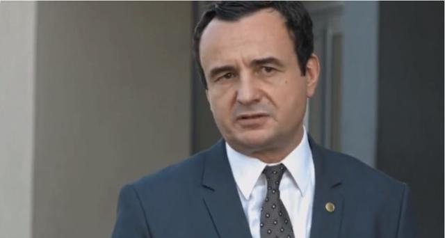 Takimi me Merkel, Albin Kurti sulmon Vuçiç: Duhet të