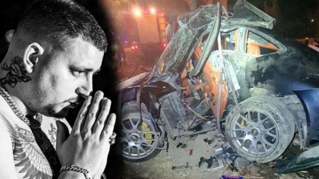 Reperi grek vdiq në aksident, habit babai i tij: Unë di të