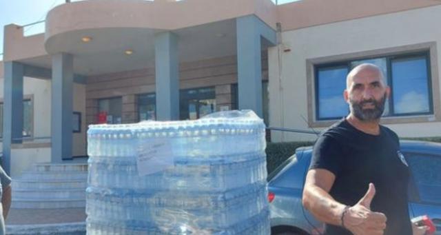 Shqiptarët ndihmojnë të prekurit nga tërmeti në