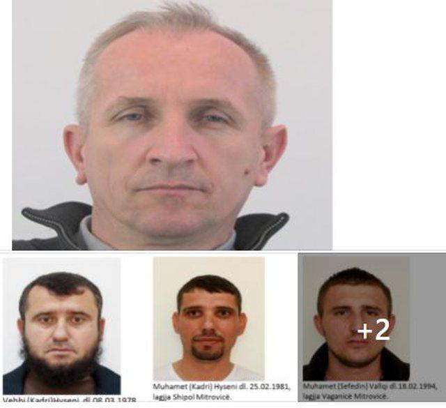 U lënduan 7 efektiva shqiptarë e tre serbë, policia e