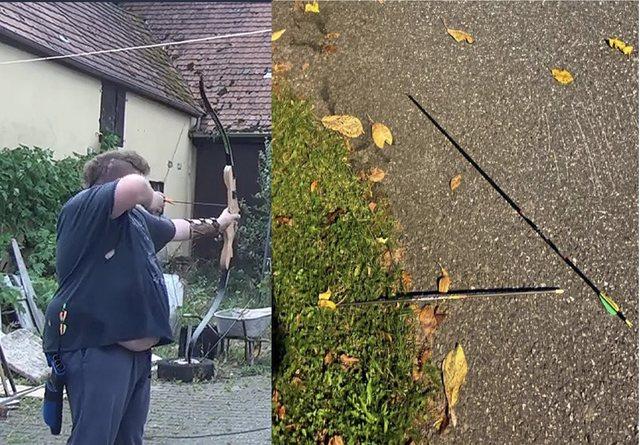 Dalin fotot e autorit të sulmit me shigjeta në Norvegji