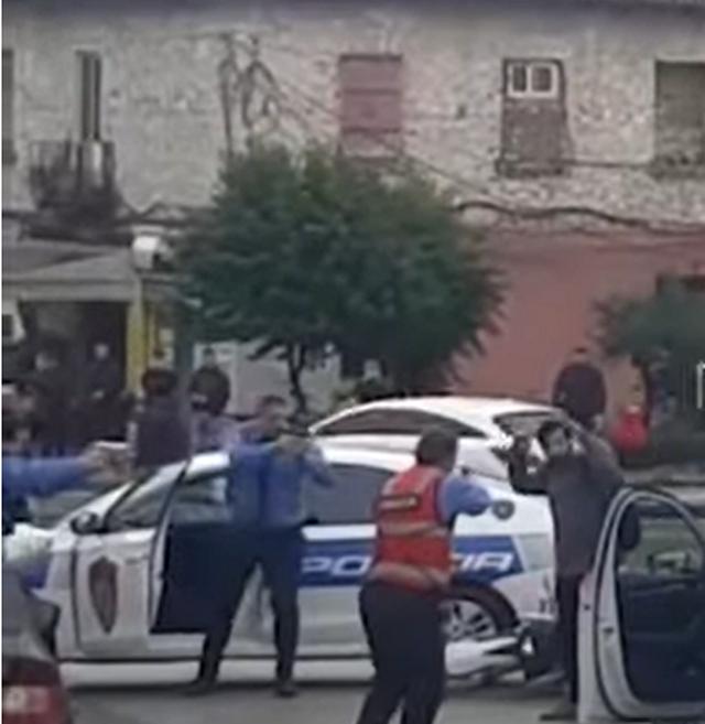 """Policia """"aksion"""" në Berat, arrestohet aktori turk"""