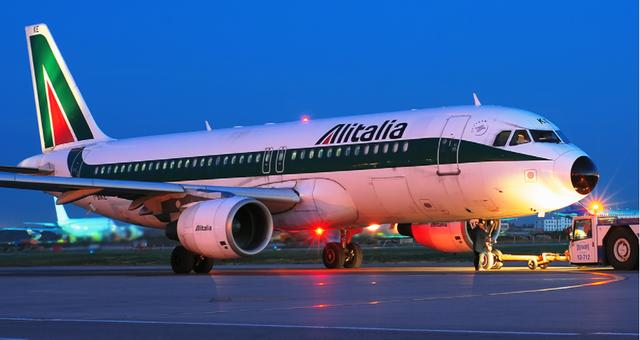 """Alitalia"" bën sonte fluturimin e fundit, falimenton pas 74"
