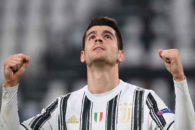 Juventus në dilemë për të ardhmen e Moratës,