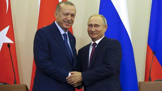 Bisedoi me Putin për luftën në Lindjen e Mesme, Erdogan: Ti japim