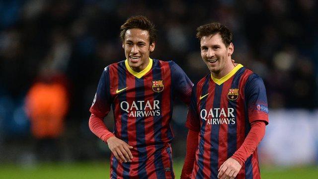 Messi bind drejtuesit, Neymar shumë pranë rikthimit tek Barcelona