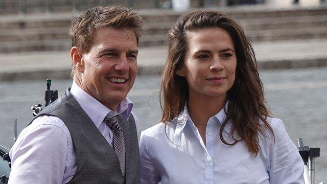 Tom Cruise ndahet nga aktorja e njohur britanike