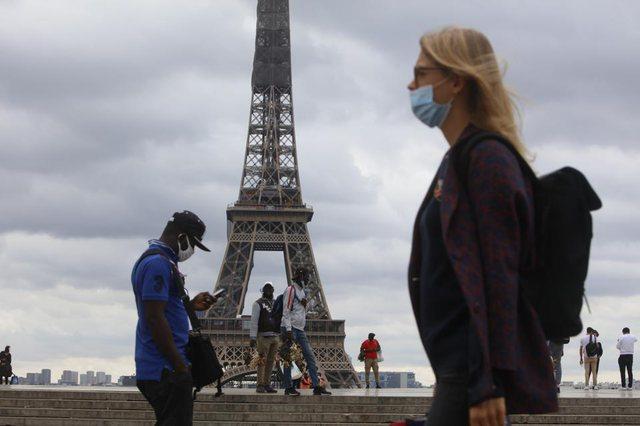 """Udhëtimi lirshëm me """"leje shëndetësore"""", Franca"""