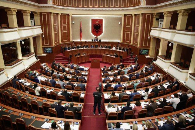 Kuvendi sot për çështjen e Metës, ja deputetët