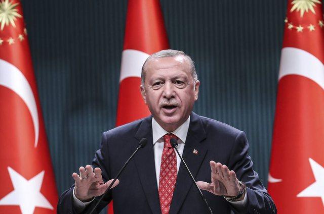 Erdogani falenderon vendet që e ndihmuan në situatën e
