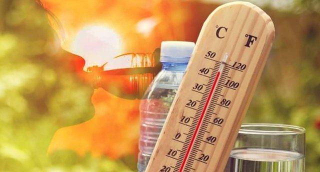 """I nxehti """"pushton"""" Greqinë, temperaturat kalojnë 47"""