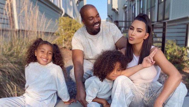 Kanye tregon anën tjetër të medaljes: Kim e kërkoi ndarjen