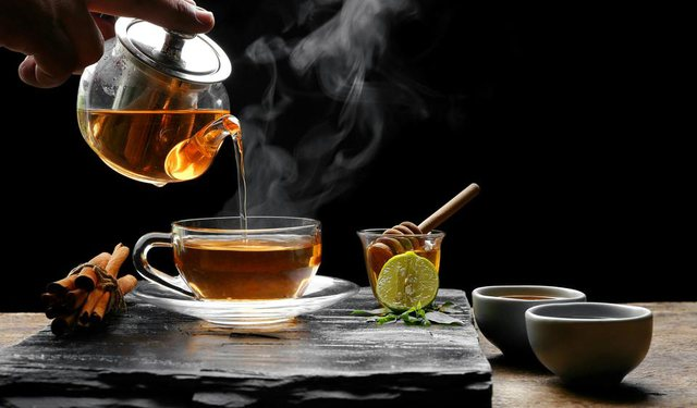 Konsumoni çaj çdo ditë për një zemër të
