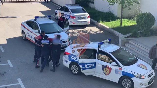 Drogë dhe vjedhje, policia arreston 3 persona në Tiranë