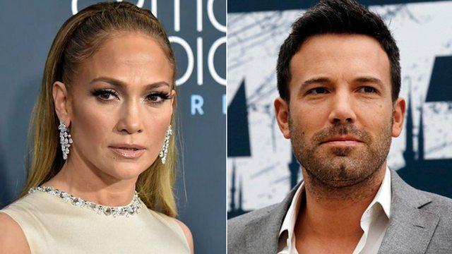 Pas ribashkimit, Jennifer Lopez dhe Ben Affleck kapen mat në momente intime