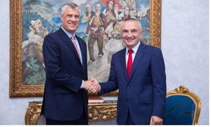 Situata politike në Shqipëri dhe Kosovë, Meta pret në