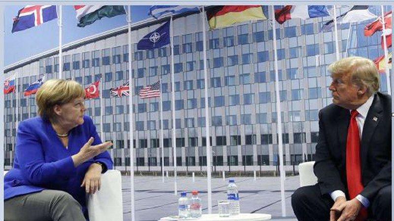 Merkel me fjalim të fortë: SHBA, jo më fuqia e botës