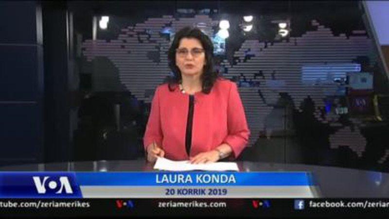 Pas 20 vitesh, Laura Konda largohet nga Zëri i Amerikës (VIDEO)