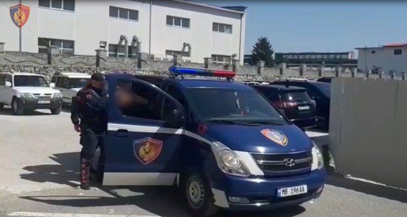 Ndjekje si në filma në Shkodër, policia i vihet pas trafikantit,