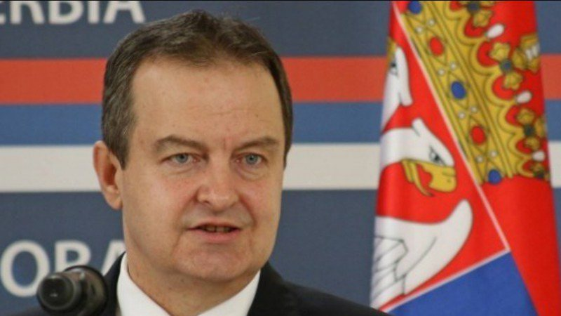 Dacic says Sierra Leona has canceled recognition of Kosovo