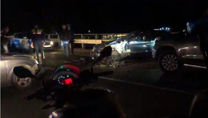 Aksident në Tiranë/ Makina përplas 22-vjecarin me bicikletë,