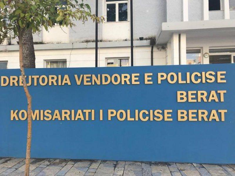 Drejtori i Policisë në Berat dhe bashkëshortja e tij infektohen