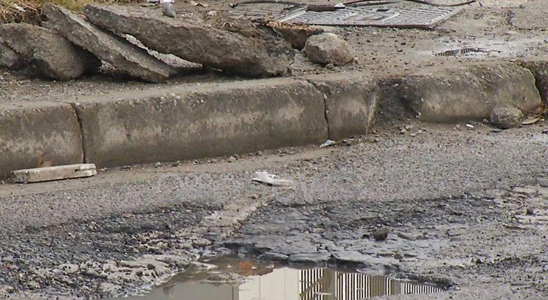 Rruget e Tiranes te amortizuara, veshtiresi ne qarkullim