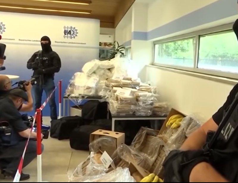Trafikoi 1.8 ton kokaine ne Gjermani, kush eshte durrsaku qe do i sekuestrohet