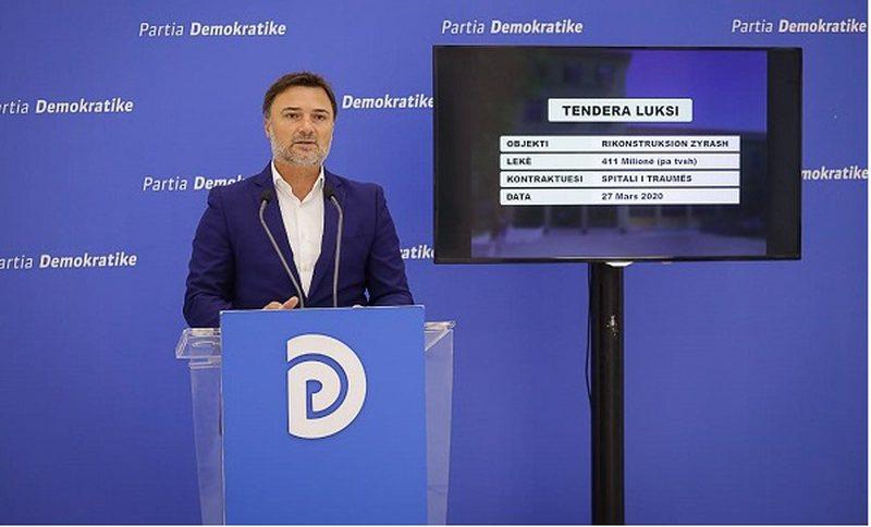 PD padit vëllain e Ulsi Manjës: Mblodhi ID-të e punonjësve