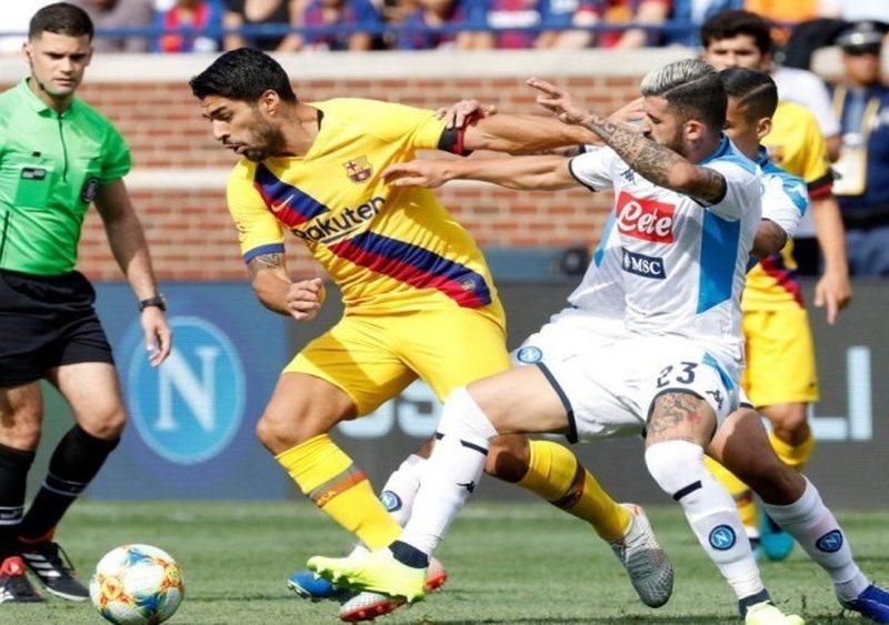 Hysaj gati për largimin, Napoli nis negociatat me Barcelonën