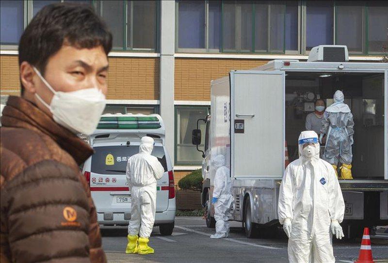 Masat e hekurta per virusin, Koreja e Jugut: 1 vit burg për ata që