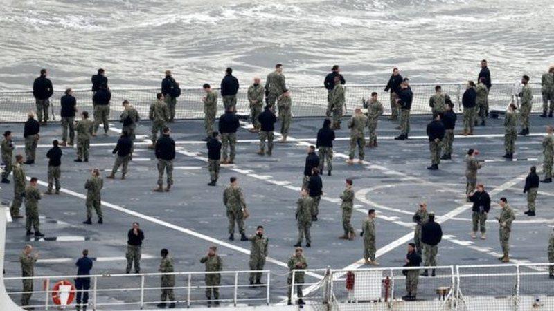 """""""Kohë lufte"""", ushtria amerikane përgatitet për"""