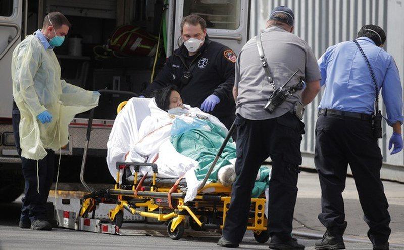 Tragjike në SHBA, mbi 1600 viktima në 24 orë, gjysma vetëm