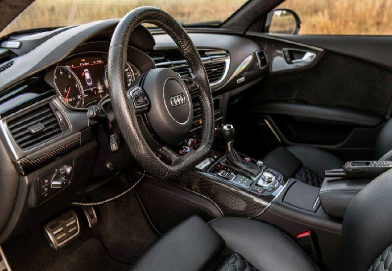 Makina e blinduar më e shpejtë në botë – Audi RS7