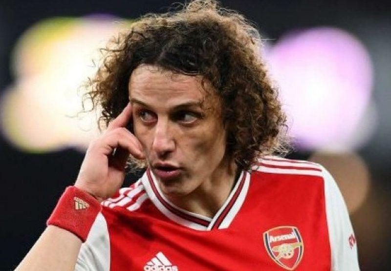 David Luiz planifikon largimin nga Arsenali