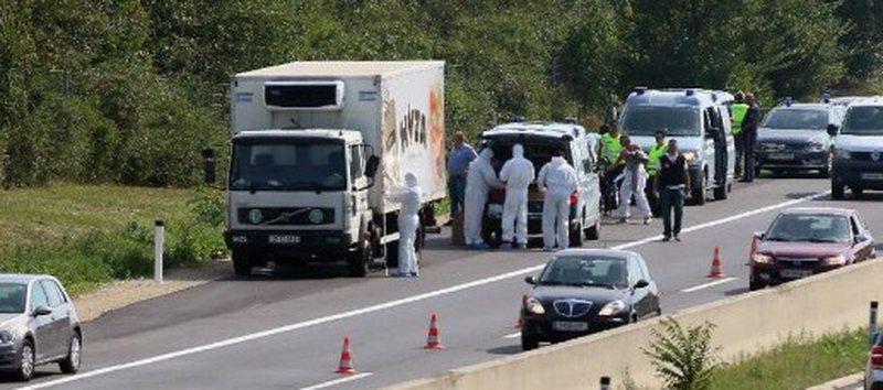 Me 113 emigrantë në kamion, arrestohet shqiptari në