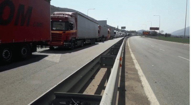 Mbyllja e kufirit me Shqipërinë/ Tërhiqet pala kosovare