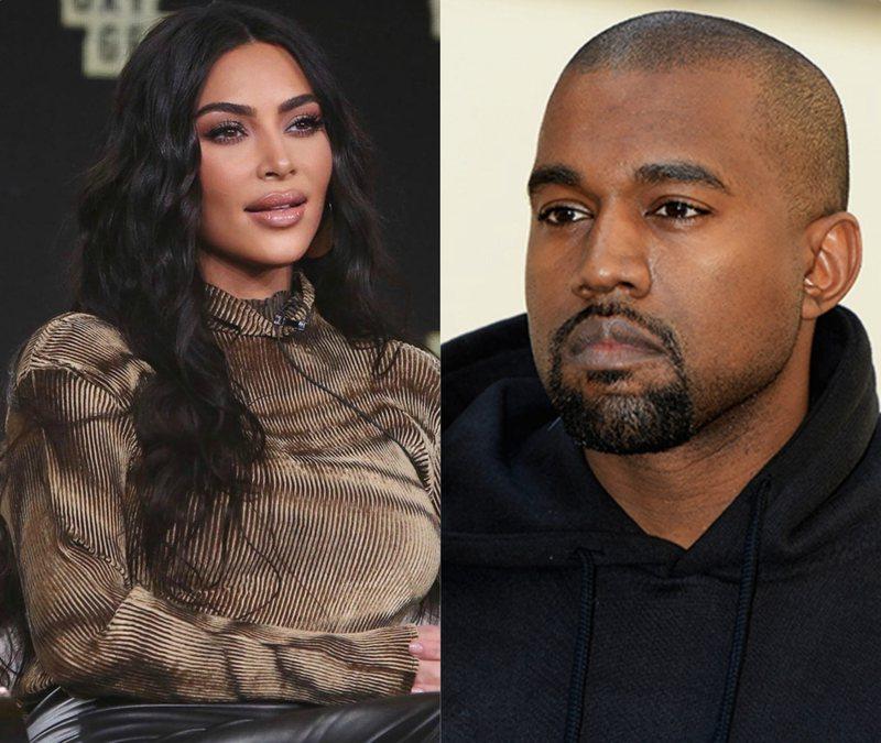 Kim Kardashian dhe Kanye West nuk paskan ndërmend të pajtohen