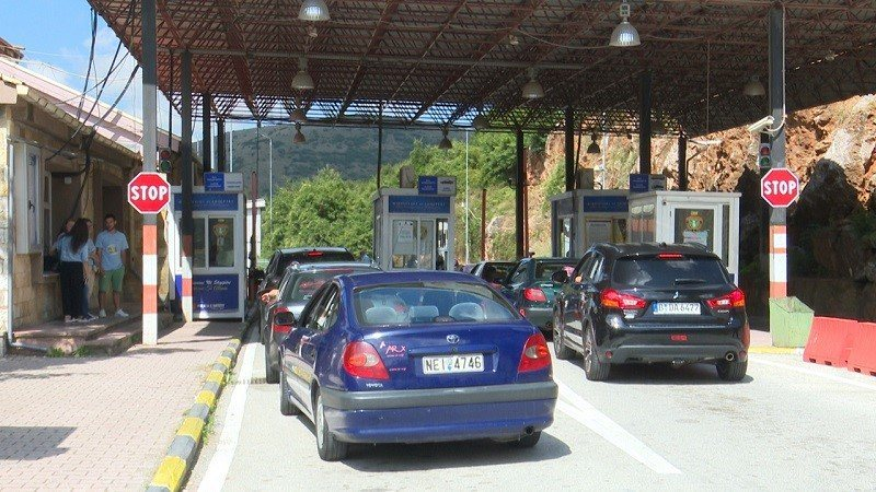 MPJ njoftim zyrtar për mbylljen e kufirit në Kapshticë, Greqia