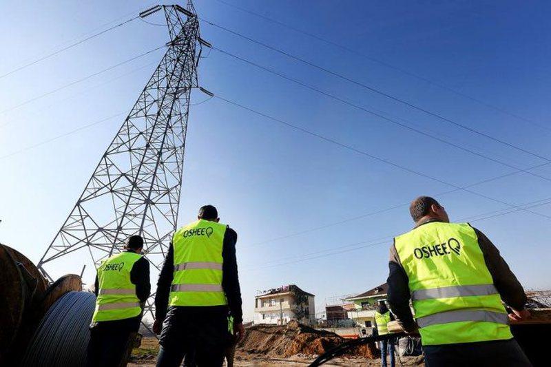 OSHEE: Nesër stakohet energjia elektrike për disa zona të