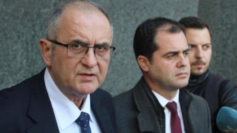 Pas takimit me ambasadorët, Bylykbashi e Vasili në zyrën e